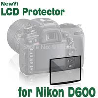 Fotga Premium LCD Screen Panel Protector Glass for Nikon D600