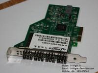 Gigabit Ethernet 4 Ports PCIe x4 x8 x16 1000Mbps LC Fiber Optic Network Card
