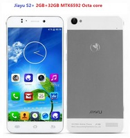 Original Jiayu S2 JIayu S2+ MTK6592 Octa Core 2G RAM 32G ROM 13MP Camera OGS Gorilla 2 1080P 3g android smart phone