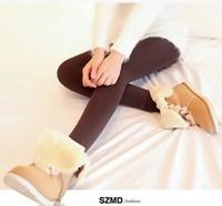 2014 new arrival hot fashion women lady girl winter Leggings warm pants high bomb thin not ball 5 colors high quality