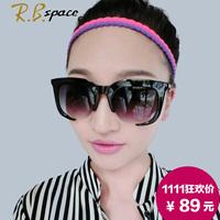 Anti-uv 2014 sunglasses female sunglasses vintage sunglasses