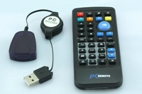 Universal PC Computer Remote Control With USB Media Center Controller