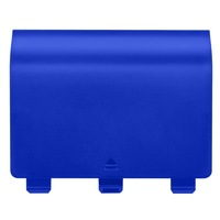 for XBox One Controller Plastic Battery Cover Blue