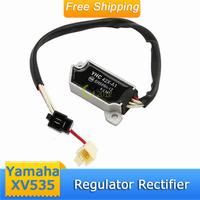 New Motorcycle Motorbike Voltage Regulator Rectifier XV1100 XV535 VMX1200 XV750