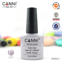 50PCS Set UV Gel By Canni  206 Colors Optional UV Gel Nail Polish Long-lastting UV Gel Nails up to 40 Days
