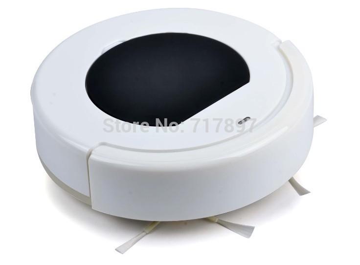 Free Shipping Klinsmann KRV205 Intelligent Robot Vacuum Cleaner Household Vacuum Cleaner Auto Sensor Quiet Efficient CE&ROHS(China (Mainland))
