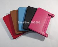 (300PCS/Lot) 6Color Flip Cover Litchi PU Leather Case For Yoga Tablet 2 10,For Lenovo Yoga 2 10
