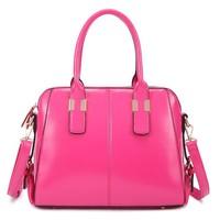 1PC FREE SHIPPING New fashion PU leather women shell handbag shoulder messenger bags #MHB026