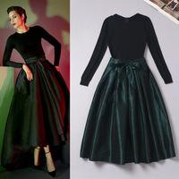 Hot Sale New European Style Women Dresses Evening Party Maxi Long Dress  Vestidos Branco Women Clothing Free Ship W326121