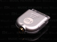 FREE SHIP  Line Out Dock With Stereo Jack For iPhone iPod Headphone Amplifier