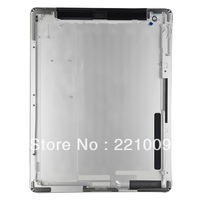 Freeshipping  Hot Selling Back Rear Replacement Housing Cover  for iPad 2  3G Version 64GB   5pcs/lot