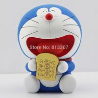 Free Shipping Robot Pokonyan Doraemon  Action Figure toy 10cm
