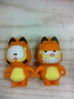 Hot Sale Genuine 4gb 8GB 16gb 32gb USB Drive Cartoon Cat Shape USB Flash Drive Best Gift Pen Drive USB 2.0 Flash Memory