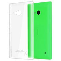 Genuine Brand New IMAK Crystal series Air case PC Ultra-thin Hard Skin Case Cover Back For Nokia Lumia 730 Lumia 735