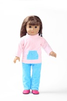 Free shipping!!! hot 2014 new style Popular 18 inches American girl doll clothes/dress b132