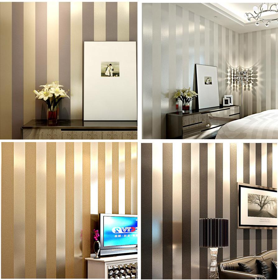 Online kopen wholesale zwart zilver behang uit china zwart zilver behang groothandel - Behang zwart en goud ...