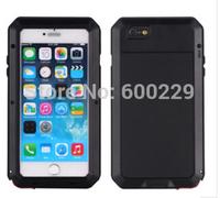 waterproof phone case for iphone 6 Plus finger print upgrade version