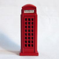 free shipping London souvenir London telephone magnet UK telephone magnet model