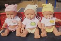 12inch Artificial doll baby bath doll talking doll full insolubility doll toys