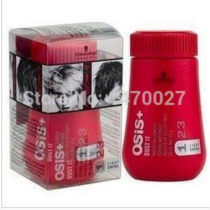 osis dust it mattifying hair powder Free Shipping Clearance wholsale OSIS DUST IT HAIR MATTIFYING POWDER(3pcs/lots)(China (Mainland))