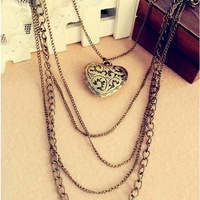 L58cm fashion sweater necklace decoration necklace vintage necklace