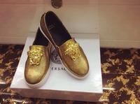 free shipping  lady loafers women fashion causal shoes women shoes  big size  34~42