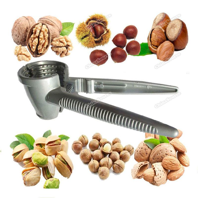 Chinasource garantia de qualidade cozinha NutCracker Grinder Pine Crusher Masher amendoim porca Walnut Presser Sheller Personaly(China (Mainland))