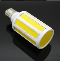 Promotion sale COB led corn light 9W,e14/e27/b22 led bulb,Warm White/cold white 220-240V 360degree Free Shipping