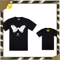 New Arrival Cheap Wu Tang Fashion T Shirt Men Casual T Shirts Brand Man Sports Black Color Free Shipping Wu Tang T Shirt-067