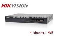 Hikvision NVR 4CH Plug & Play 5MP Onvif Network video recorder   NVR-7604NI-E1