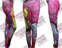 FreeShipping Brand new monster hight Children's Pants Girl's Leggings Kids monster.high Casual Pencil Pant retail christmas gift