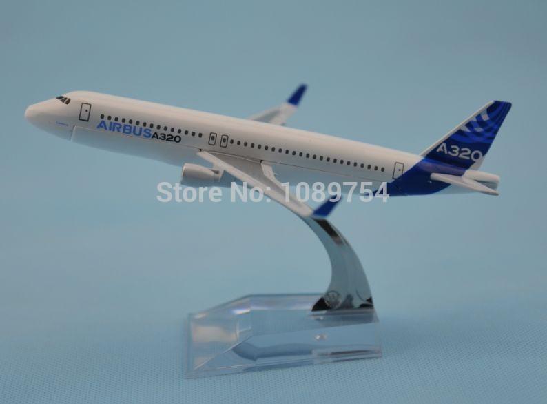 16cm A320 AIRBUS , metal alloy model aircraft free shipping(China (Mainland))