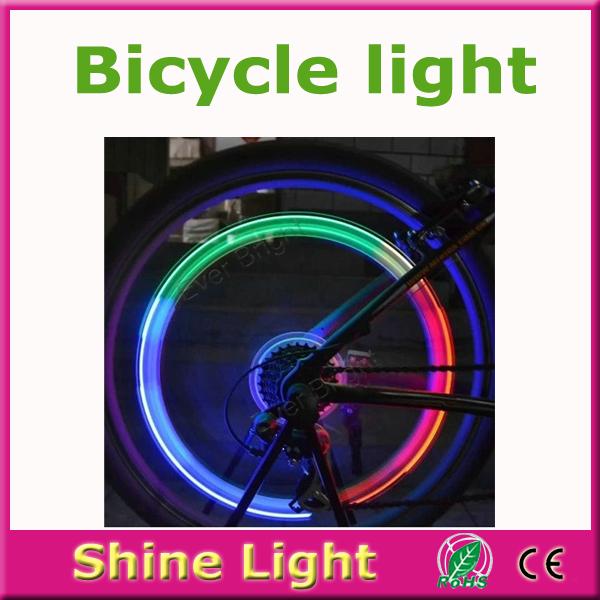 100% Brand New&Free shipping!!! 200pcs/lot RGB Diamond Shape Bike Cycling Motor Car Tyre Tire Valve Wheel Lamp is so colorful(China (Mainland))