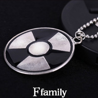 Hot new!!!!!High quality!The hulk badge necklace seiko drip pendants wholesale