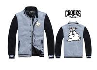 Brand DGK Jackets Hip Hop sweatshirt.O-neck  cotton get the money DGK Jackets cheap