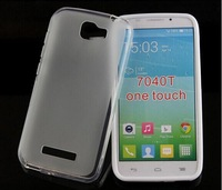 New Arrival Soft TPU Phone Case For Alcatel One Touch POP ICON 7040T phone , free shipping