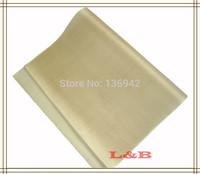 40*60CM High Tempreture Resistant Cloth Baking Mat BBQ Sheet Anti-oil Fabric Baking Linoleum