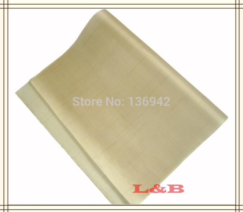 40*60CM High Tempreture Resistant Cloth Baking Mat BBQ Sheet Anti-oil Fabric Baking Linoleum(China (Mainland))