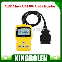 2015 Free Shipping OBDMATE OM500 JOBD/OBDII/EOBD Code Reader Auto Scanner in stock