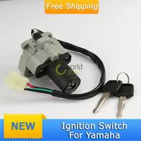 New Motorcycle Ignition Switch Key Lock Set For YAMA** Motorbike YZF1000