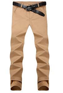 Бренд мужчины осень colorful брюки брюки мужчины в сплошной цвет свободного покроя брюки