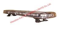 Free Shipping!! 1W 10-30V Truck Police LED Light Bars/Lightbar For Emergency Vehicle