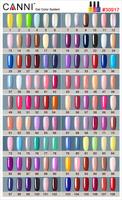New Arrival Long Lasting Nail Art Gel 206 colors 12/lot nail gel polish set