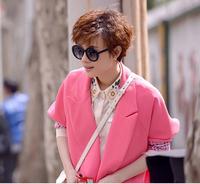 NEWS fashion sunglasses Restore ancient ways round black sunglasses HYL177