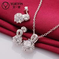 S711  bulk sale cheap bridal party jewelry sets