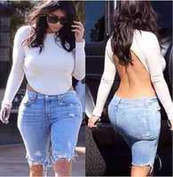 2014 new fashion long sleeve backless t shirt women sexy white crop top free shipping