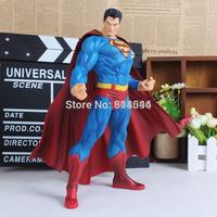 "Crazy Toys Superman PVC Action Figure Collectible Toy 11"" 27CM HRFG298"