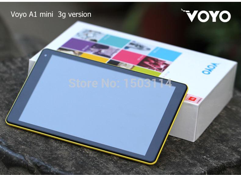 in Stock 8inch Voyo A1 mini Windows 8 Tablet PC Intel Z3735F Quad Core 1280X800 IPS Screen 2GB/32GB micro HDMI(China (Mainland))
