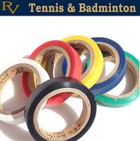 Free Shipping- 20pcs/lot - Tennis racket/ Badminton racket grip sealing adhesive tape, squash racket