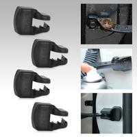 Car Door Limiting Stopper Buckle Waterproof Rustproof Protection Cover For Toyota YARIS Camry Corolla Verso ECA02055